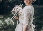 Újabb magyar siker: Hazai tervező ruhájában ment férjhez a világhírű színésznő