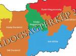 Ezekben a megyékben egyáltalán nem boldogok a magyarok - Térkép