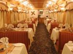Elnöki lakosztály a vonaton? Ilyen nem csak a mesékben létezik!