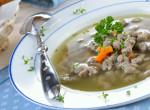 A nagyi kedvenc vasárnapi receptje: Így készül a klasszikus májgaluska leves