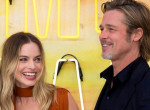 Margot Robbie elárulta, mit érez Brad Pitt iránt