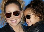 Majdnem megfojtotta magát a színpadon Mariah Carey gyereke - Videó