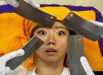 Hátborzongó: Késes masszázs az új szépségtrend - Videó
