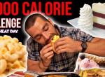 20 ezer kalóriát evett meg a pasi egy nap alatt, ez történt utána - videó