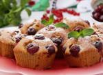 Villámgyors csokis-meggyes muffin: Időszűkében tökéletes választás!