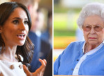 Meghan hercegné újra megszegte a protokollt - Erzsébet királynő őrjöng