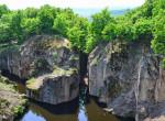 Megyer-hegyi Tengerszem – malomkőbányából lett természeti csoda