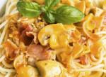 Milánói spagetti: Ez a tészta tényleg a lusta ebédek királynője!