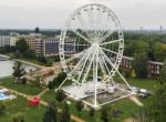 50 méteres óriáskerékkel ünneplik az 50 éves Siófokot