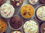 8 muffin, aminek nem tudsz ellenállni egyetlen őszi hétvégén sem