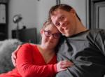 Nem adja fel: párjával keres közös otthont egy Down-szindrómás magyar lány