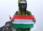 Ő Németh Alexandra, az első magyar, aki teljesítette a Hét csúcs Kihívást – Interjú