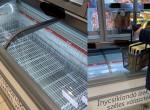 Pánikhangulat Magyarországon: üresednek a boltok polcai, viszik a tartós élelmiszereket