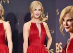Ezt miért? Nicole Kidman beégette magát az Emmy-gálán - Fotók