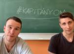 A pedagógusok megbecsüléséért kampányol egy magyar YouTuber