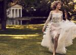 Minden menyasszony álma vált valóra, lenyűgöző Nora Sarman új kollekciója