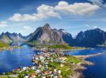 Döbbenetes földcsuszamlás pusztított Norvégiában - Videó