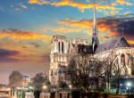 Sikerült eloltani a Notre-Dame tüzét, de hatalmas a kár