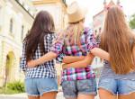 Háttérbe szorul a szoknya - Ezek a nyár legdivatosabb rövidnadrágjai