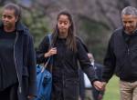 Obamáék lánya mégsem olyan tökéletes? Nagyot csalódott benne a család