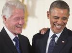 Történelmet ír Obama, Bush és Clinton - hihetetlen, mire vállalkoznak