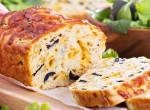 A mediterrán ízvilág varázsa: Olajbogyós parmezános kenyér