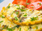 Sonkás gombás omlett - Tökéletes reggeli még a rohanós napokon is