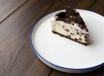 Oreós sajttorta, amihez még a sütőt sem kell bekapcsolnod