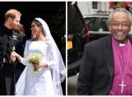 Megtörte a csendet a lelkész, aki összeadta Meghant és Harryt - hangokat hallott az esküvőn
