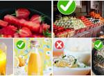 10 egészségesnek tartott étel, amivel árthatunk magunknak!