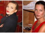 Senki nem találja el, ki az igazi Kate Moss a képen - egyikük csak hasonmás