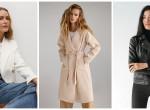Bőrdzsekitől a trench coatig - könnyű, tavaszi kabátok 30 ezer forintig