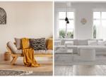 A legfontosabb különbségek a skandináv és minimalista lakberendezés között