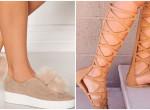 Öt cipő, amiért rajongtunk tavaly, de idén már egyik sem menő