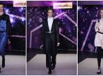 Extravagáns és különleges ruhákat mutatott be Konsanszky a Femcafe Gálán