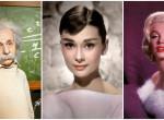 Einstein, Monroe, Hepburn: Fotókon híres emberek útlevelei a 20. századból