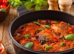 Könnyű vacsora 30 perc alatt a sietős hétköznapokra: Paradicsomos csirkeragu