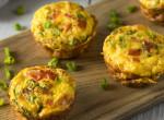 Egy isteni kombináció az ínyenceknek: Szárított paradicsomos és sültpaprikás muffin