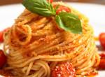 Paradicsomszószos spagetti – ennél gyorsabb ebéd a világon nincs