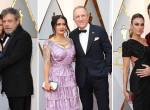 Oscar-gála: Íme, a vörös szőnyeg legszebb sztárpárjai - Fotók