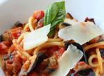 Autentikus szicíliai tészta: Pasta alla Norma