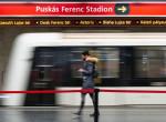 Drámai videó a pénteki budapesti metróbalesetről