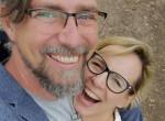 Pataki Zita férje új frizurára váltott - Attila külseje teljesen más lett