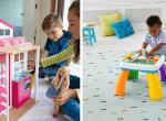 Karácsonyi játékkörkép - Ajándékok babáknak és kisgyerekeknek