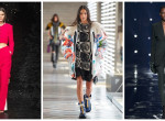 Louis Vuitton, Givenchy, Chanel - designer nagyágyúk a párizsi divathéten
