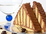 Piramis szelet - A kedvenc csokoládés süteményem