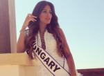 Világversenyen győzhet Sarka Kata szépségkirálynője