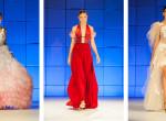Különleges divatbemutatón jártunk - Elképesztően festettek a modellek