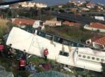 Felborult egy turistabusz Madeirán - Már 28 az áldozatok száma