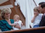 Vilmos és Harry hivatalosan elválnak: felosztották Diana vagyonát is